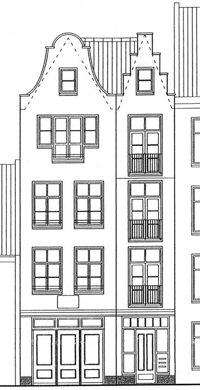 Volwassen Kleurplaat Ster Kleurplaat Amsterdamse Huisjes House Dingbats Download Der